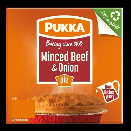 All Steak Pie | Pukka Pies