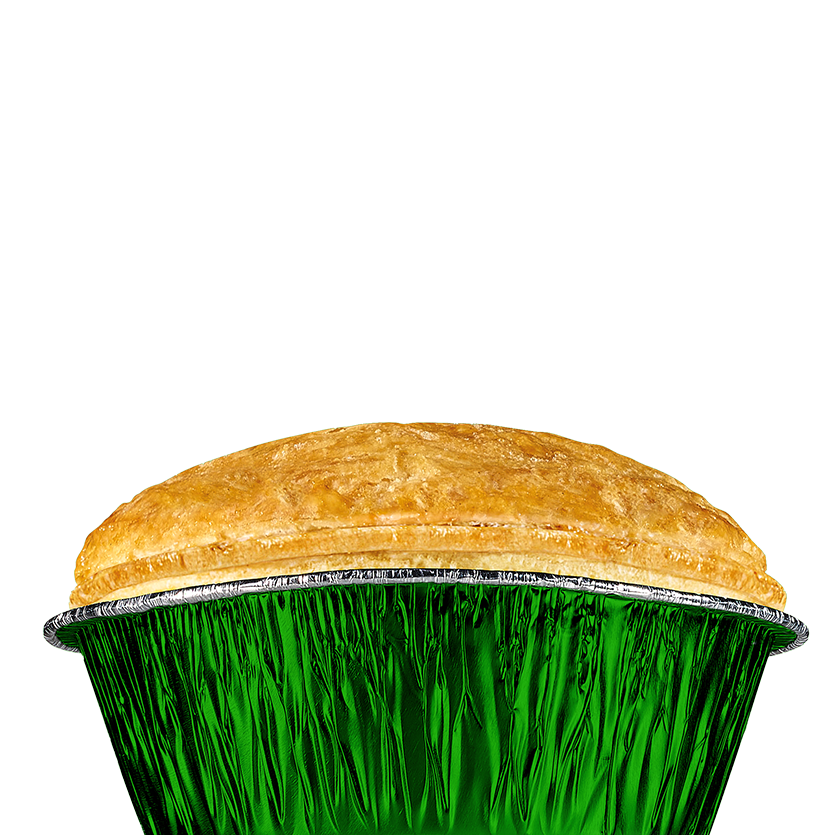 At the chippy | Pukka Pies