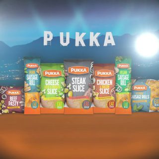 Stop scrolling and start salivating.  Our epic new range is available in @asda and now in @morrisons.